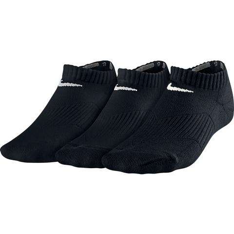 Nike 3 Pack No Show Junior's Tennis Socks