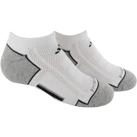Adidas Climacool 2 Pack No Show Junior's Tennis Socks