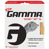 Gamma Ocho Xp 16 Tennis String Set - Natural