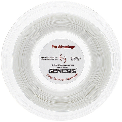 Genesis Pro Advantage 17 Tennis String Reel