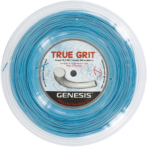 Genesis True Grit 16 Tennis String Reel