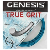 Genesis True Grit 17 Tennis String Set - Blue