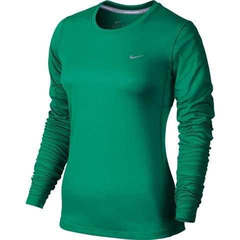 Nike Miler Long Sleeve Women's Top