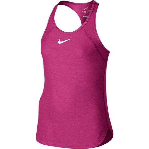 Nike Slam Girl's Tennis Tank