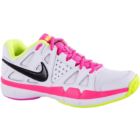 nike air vapor advantage women volt pink