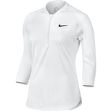 Nike Dry Pure 1/2 Zip Women's Tennis Top
