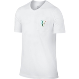 Nike Roger V-neck Men's Tennis Tee