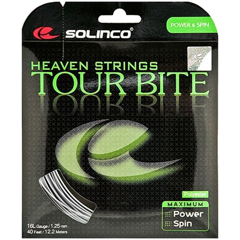 Solinco Tour Bite 16l Tennis String Set
