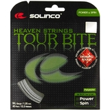 Solinco Tour Bite Diamond Rough 16L Tennis String Set