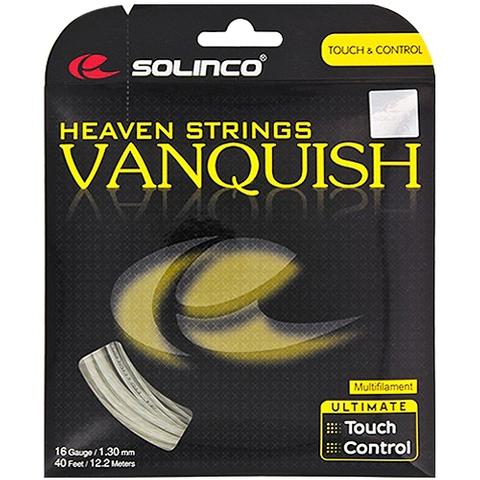 Solinco Vanquish 16 Tennis String Set