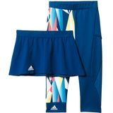 Adidas Pro Women's Tennis Skirt Leggins