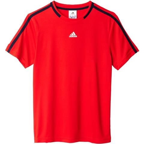 Adidas Club Primefit Boy's Tennis Tee
