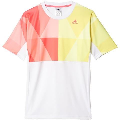 Adidas Pro Boy's Tennis Tee