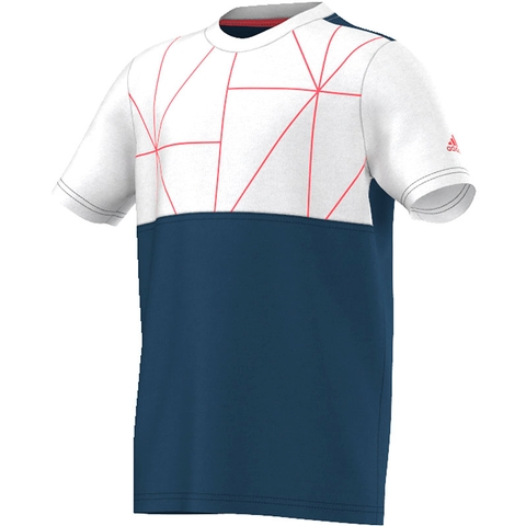 Adidas Club Trend Boy's Tennis Tee