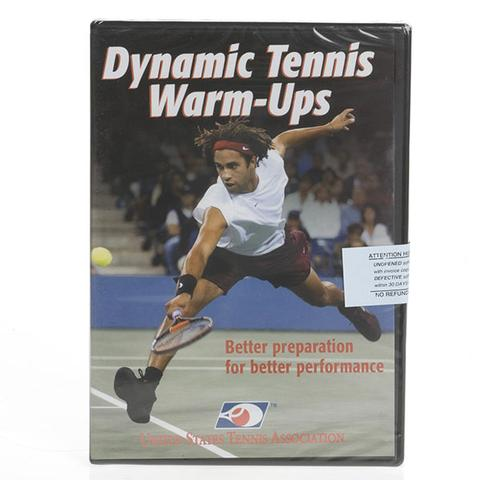 Dynamic Tennis Warm Ups Dvd