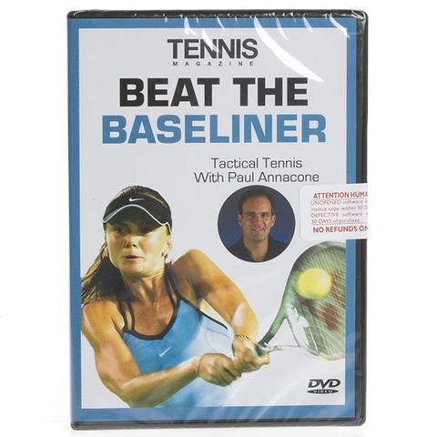 Beat The Baseliner Tennis Dvd