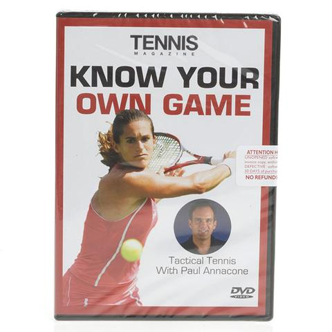 Know Your Own Game Tennis Dvd