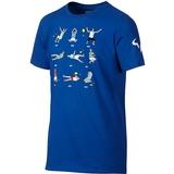 Nike French Rafa Boy's Tennis Tee