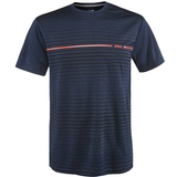 Prince Striped Men's Tennis Crew