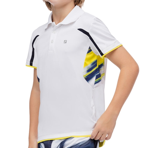 Fila Hurricane Printed Boy's Tennis Crew