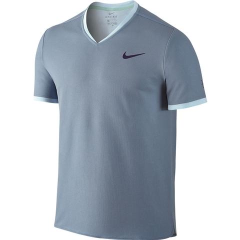 Nike Rf V- Neck Men's Tennis Top