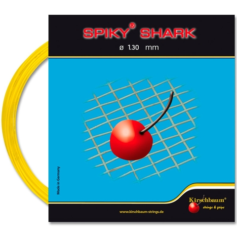 Kirschbaum Spiky Shark 16 Tennis String Set
