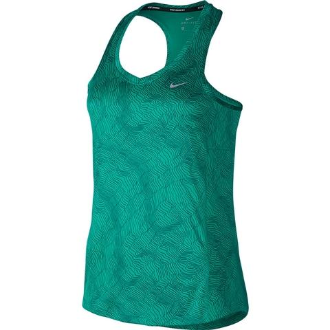 Nike Dry Miler Print Women's Tank