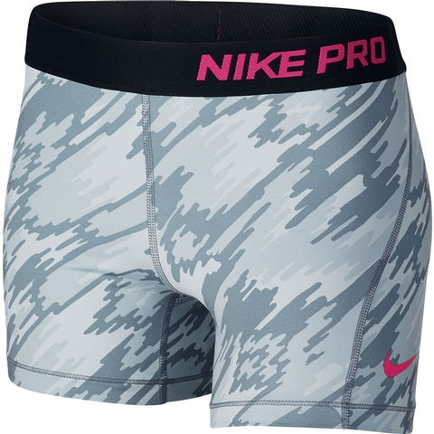 Nike Pro Cool Print Girl's Short
