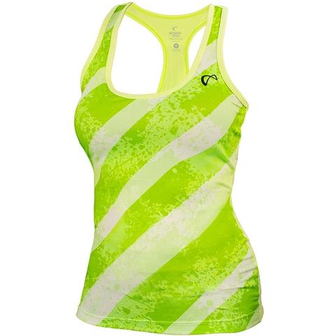 Athletic Dna Splash Girl's Tennis Tank