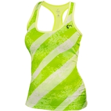 Athletic DNA Splash Girl's Tennis Tank