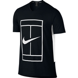 Nike Court Dry Baseline Men's Tennis Top