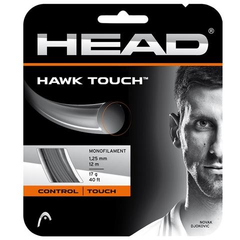 Head Hawk Touch 17 Tennis String Set - Grey