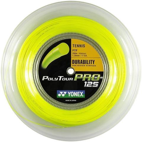 Yonex Poly Tour Pro 1.25 Reel Tennis String
