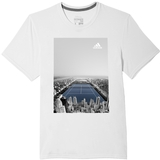 Adidas Us Open Graphic Men's Tennis Tee