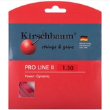 Kirschbaum Pro Line Ii 1.30 Tennis String Set - Red