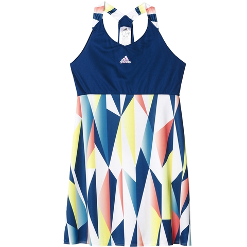 Adidas Pro Girl's Tennis Dress