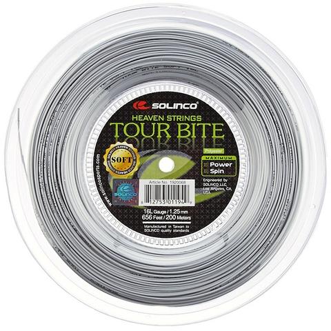 Solinco Tour Bite Soft 16l Tennis String Reel