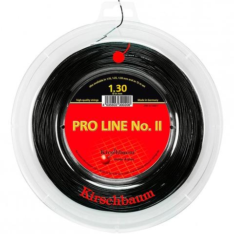 Kirschbaum Pro Line Ii 1.30 Tennis String Reel - Black
