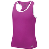 Wilson Core Girl's Tennis Tank