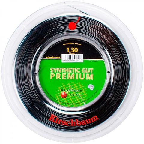 Kirschbaum Synthetic Gut Premium 16 Tennis String Reel