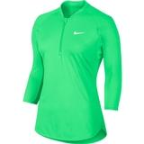 Nike Dry Pure 1/2-Zip Women's Tennis Top