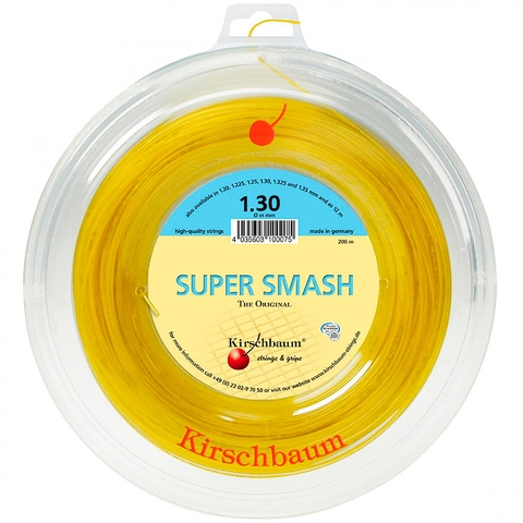 Kirschbaum Super Smash 1.30 Tennis String Reel