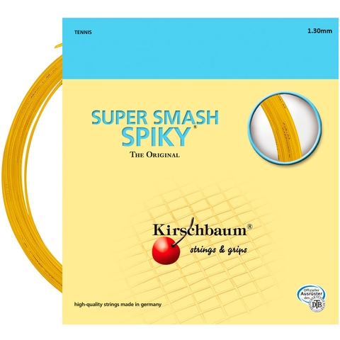 Kirschbaum Super Smash Spiky 16 Tennis String Set