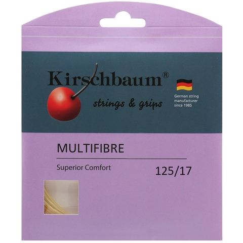 Kirschbaum Touch Multifibre 1.25 Tennis String Set