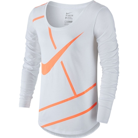 Nike Practice Court Logo Women's Tennis Top