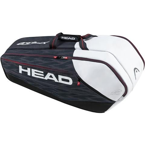 Head Djokovic 9r Supercombi Tennis Bag