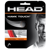 Head Hawk Touch 17 Tennis String Set - Red