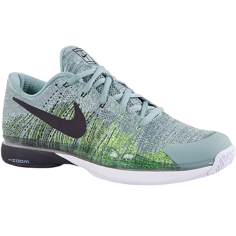 Nike Zoom Vapor Flyknit Men\u0027s Tennis Shoe
