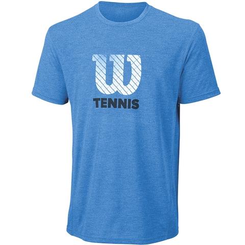 Wilson Graphic Men's Tennis Tee
