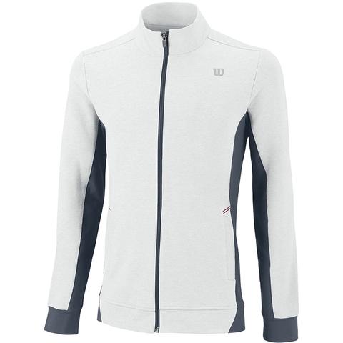 Wilson Rush Knit Men's Tennis Jacket